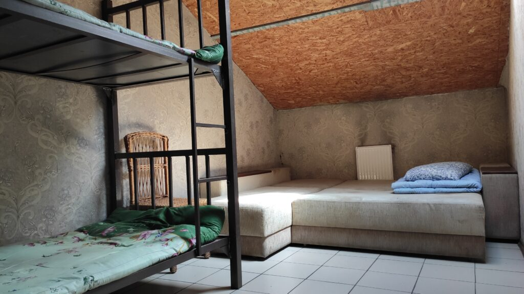 Хостел Запорожье Анголенко | Номера от 130 грн | Hostel Европа